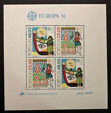 EUROPA Timbre PORTUGAL Stamp - Yvert et Tellier Bloc n°33 n** (Y3)