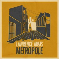 The Lawrence Arms - Metropole [New CD]