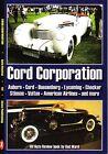 Book - Cord Corporation Auburn Duesenberg Checker Hupp Graham - Auto Review