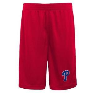 Philadelphia Phillies MLB Boys' Athletic Shorts Size Large  (14/16) - NWT