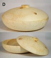Brotdose aus Zirbenholz ca. 30 x 14 cm