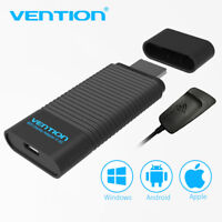 VENTION EZCast 2.4G / 5G Wireless HDMI Empfänger WiFi Display Dongle Adapter
