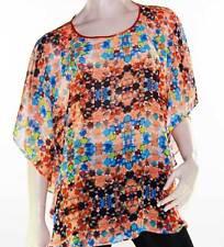 Kaftan Top Caftan Blouse Batwing Plus Size 8 - 26 Women Resort Wear Cover Up