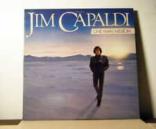 JIM CAPALDI Traffic LP One Man Mission 1984 Atlantic