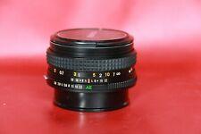 Konica hexanon AR 40 mm f1.8 1.8 1:1 .8 lens 40 mm