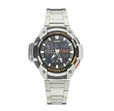 Casio Sports Men's Twin Sensor Combi Bracelet Watch