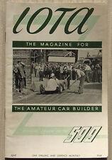 IOTA 500 CLUB RACING Car Magazine June 1948