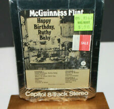 McGuinness Flint Happy Birthday Ruthy Baby 8 Track New Old Stock Factory Sealed