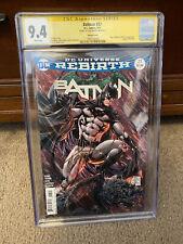 DCComics Batman #27 CGC 9.4 SS