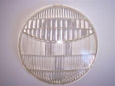 FORD TWOLITE HEADLAMP GLASS LENS HEADLIGHT VINTAGE ANTIQUE SCRIPT OVAL 57