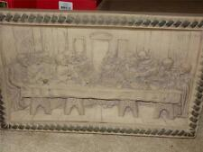 JOE SCALLA LAST SUPPER WALL MOLD LOVELY IN DETAIL CHRISTIANITY