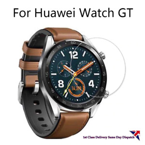 Screen Protector for Huawei Watch GT Full Surface Tempered Glass Film Cover uk