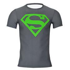 T-Shirts und Tops in Grau für Radsport