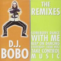 DJ Bobo Remixes (1999) [CD]