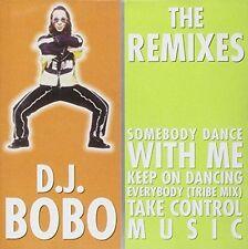 DJ Bobo Remixes (1999)