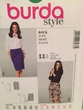 Burda Sewing Pattern 6978 Ladies Misses Skirt Size 8-16 Uncut