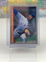 SHIPS SAME DAY Fleer Baseball Card NM Dwight Gooden #474 New York Mets 1993 MLB