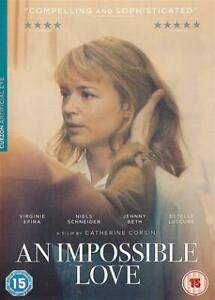 An Impossible Love DVD (2018)