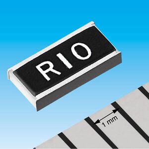 SMD Chip Resistors 1206 1% SMT 2K - 2M SMD Resistor High Quality Pack of 100