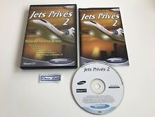 Jets Privés 2 - Extension Flight Simulator 2002/2004 - PC - FR - Avec Notice