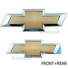 For Chevrolet Trailblazer LT LTZ 2012-2018 Pair Grill Grille Logo Emblem Genuine