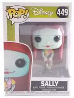 New Funko Pop Disney The Nightmare Before Christmas Sally #449 New In Hand