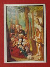 Lucas Granach Gemälde Ansichtskarte aus Tschechien    AK  NEU