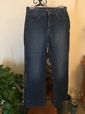 not your daughters jeans sz 6 stretch denim blue