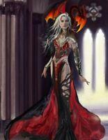"Nene Thomas Dragon Witch Severeielle Jigsaw Puzzle 1000 Pieces 20""X27"" Piece NEW"
