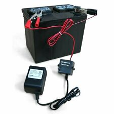 Automatic Trickle Battery Float Charger for 07-14 Jeep Wrangler