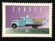 "Canada #1604c MNH, Historic Land Vehicles ""4"" Stamp 1996"