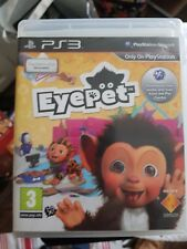 Eyepet ps3 with camera and D-pad