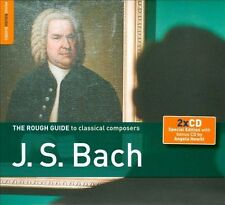 The Rough Guide to Classical Composers: Bach (with Bonus CD: Angela Hewitt)