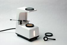Pro Gem Table Top Polariscope With Gem Clip (White,NEW)