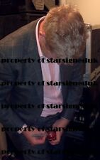 MATTHEW HOGGARD In Person Signed CRICKET BALL ASHES Legend Photo Proof   COA