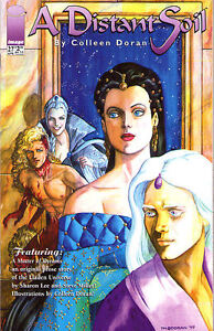 A DISTANT SOIL #27 - Back Issue