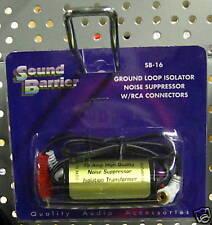 Entstörer SB-16 gegen Lichtmaschinenpfeifen