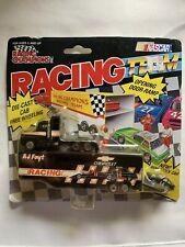 1:87 Racing Champions 1991 #14 AJ Foyt Chevrolet Team Transporter