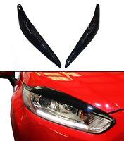Bonnet Eyebrow Headlight Brows Cover | Ford Fiesta MK7 ST Zetec S