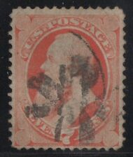MOTON114     #149 United States used  well centered fancy cancel