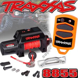 Traxxas 8855 Winch kit with wireless controller TRX-4 crawler