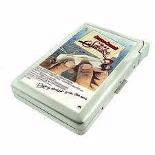 Cheech & Chong Up In Smoke D 64 Cigarette Case Built in Lighter Metal Wallet
