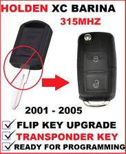 HOLDEN BARINA XC CAR KEY REMOTE FLIP KEY 2001 2002 2003 2004 2005 HU46 - 315mhz