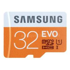 Samsung EVO 32GB 32G Micro SD SDHC 95MB/s UHS-I Class 10 Memory Card for Phone