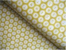 Michael Miller, Type Keys in Mustard, 100% Cotton, Fat Quarters Or Mtrs