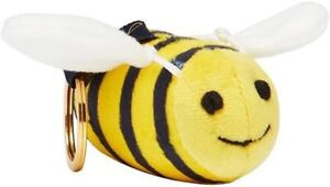 JOULES CHARMWELL VELVET WOMENS KEYRING - BUMBLE BEE