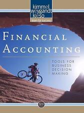 Financial Accounting: Tools for Business Decision Making-ExLibrary