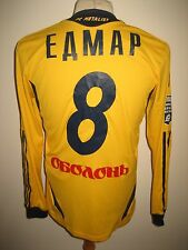 Metalist Kharkiv MATCH WORN Ukraine football shirt soccer jersey trikot size M