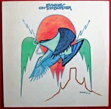 "EAGLES - LP US 1974 ""ON THE BORDER"""
