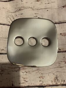 Robert Welch Burford Stainless Steel Soap Dish B